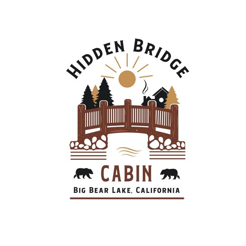 hidden bridge cabin