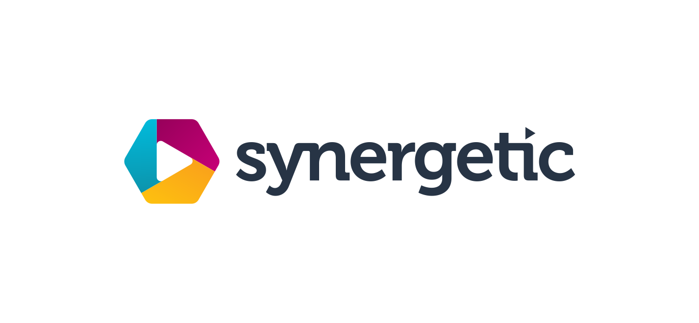 The NEW Synergetic Logo
