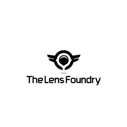 Logo for The Lens Foundry