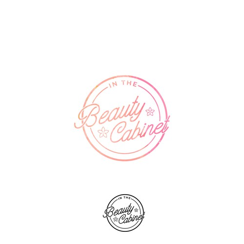 Logo for Cosmetics Review Social Media account.