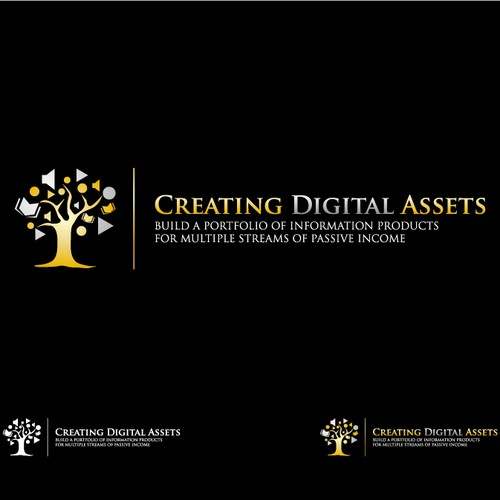 Creating Digital Assets needs a new logo