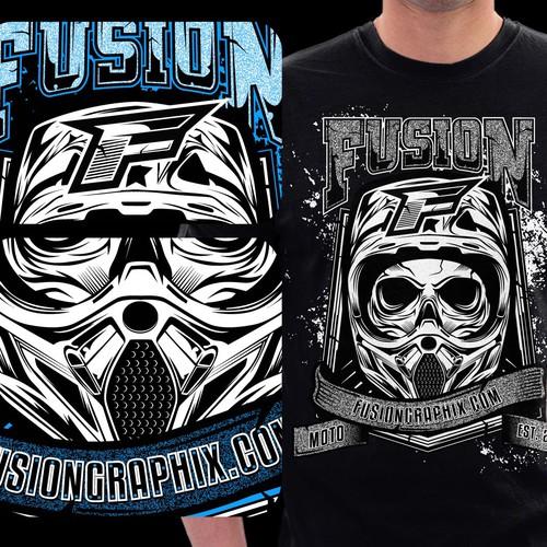 Fusion T-Shirt Design