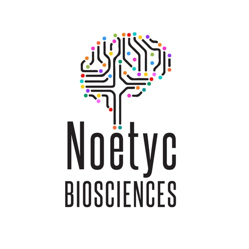 Psychedelic biosciences logo for mental health treatment