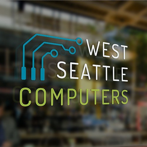 Logo for West Seattle Computers