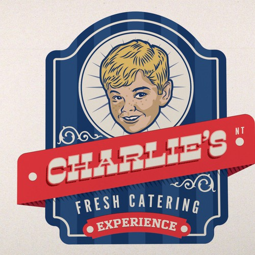 Help Charlie's (NT) with a new logo