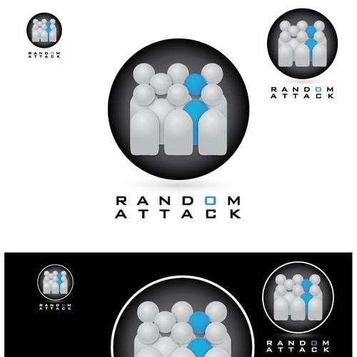 Logo design for a game development company