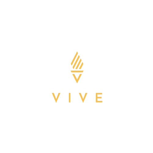 Logo concept  for vitamins and supplements brand