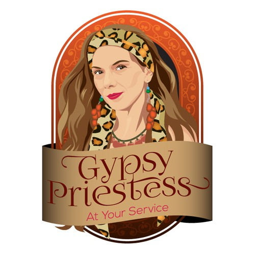 Character Logo for Gypsy Priestess