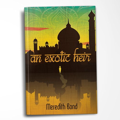 An Exotic Heir book cover