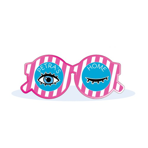Pop sunglasses with a hint of humor