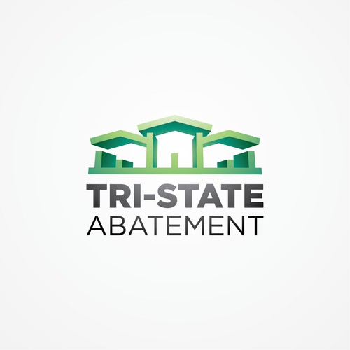 Logo Concept for Tri-State Abatement