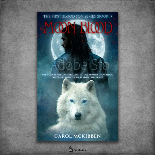 Moon Blood Book Cover