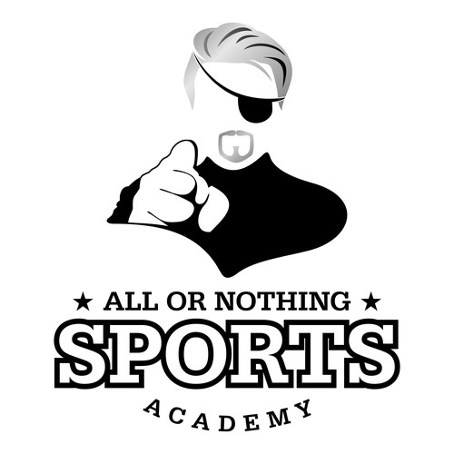Logo concept for Sports Academy
