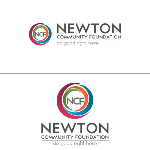 Help Newton Community Foundation with a new logo