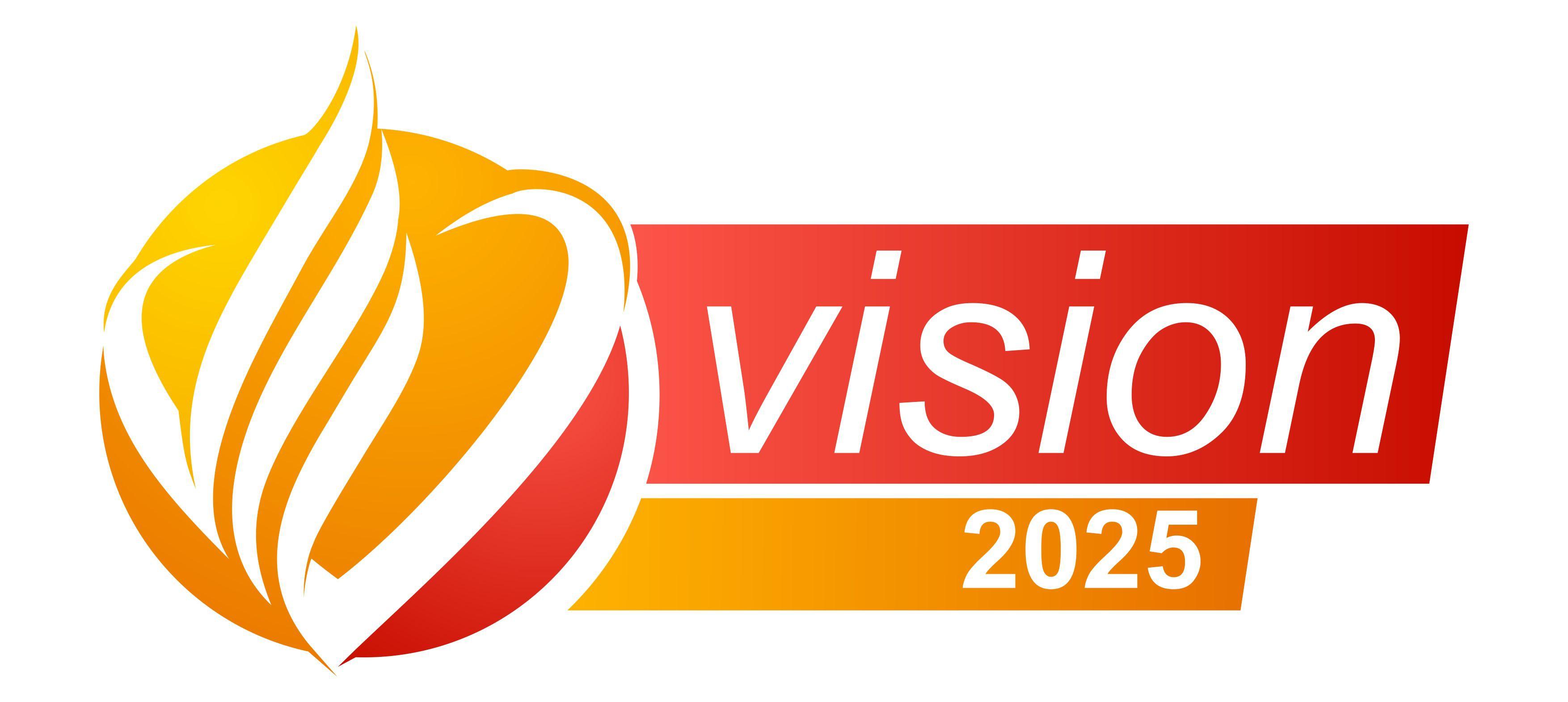 Design a logo for a dynamic vision for a progressive Christian community