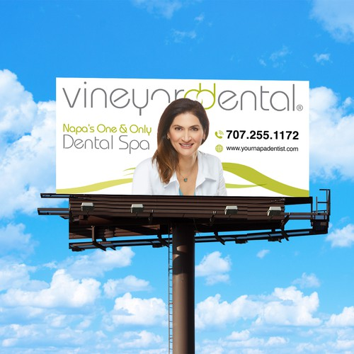 DENTAL SPA BILLBOARD