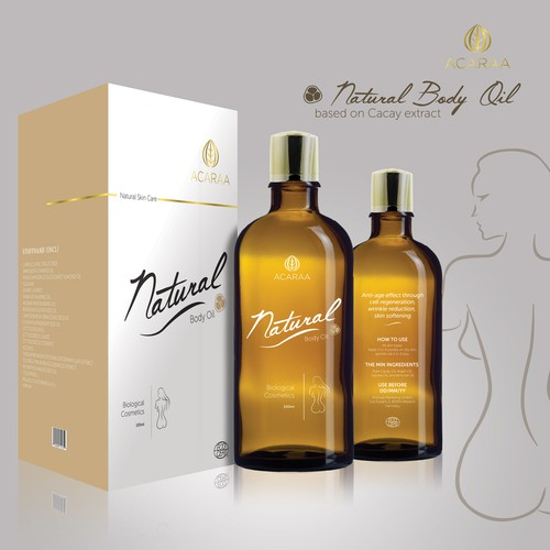 Alternative from Natural Body Oil