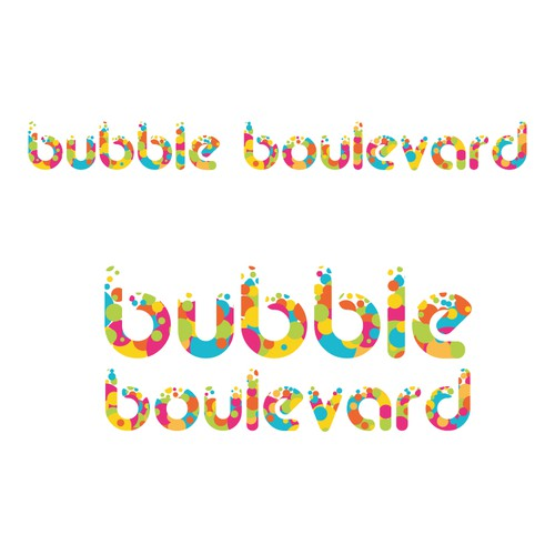 logo for Bubble Boulevard