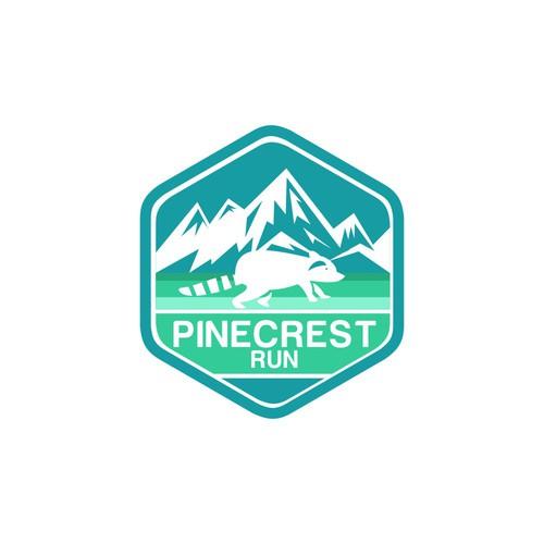 Badge logo for Pinecrest Run