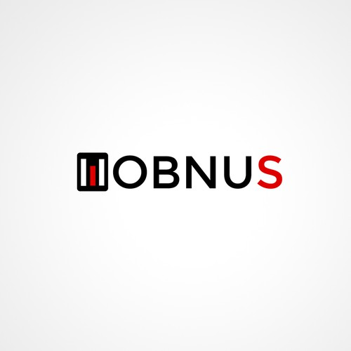 Obnus. i want The logo somehow represent marking and advertising.