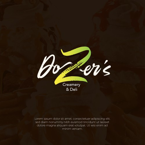logo for dozer's
