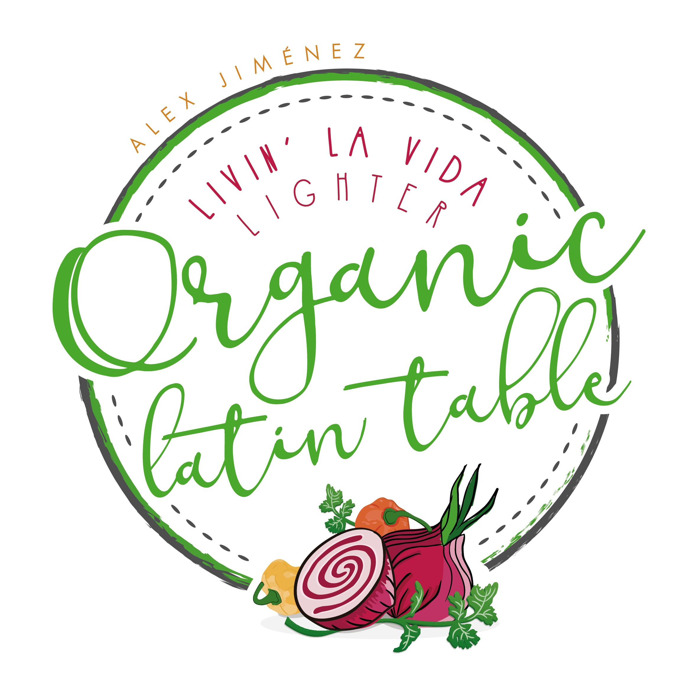 LOGO: OrganicLatinTable reinvents Latin American Cuisine to use healthier and cleaner ingredients