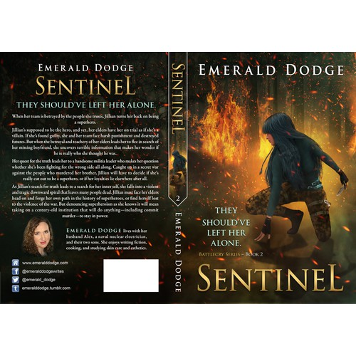 SENTINEL – Sequel to Battlecry