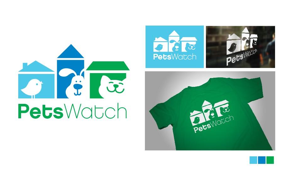 PetsWatch needs a new logo