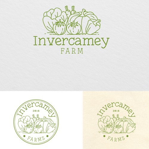 Online farm shop (Invercamey Farm)