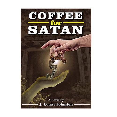 Book Cover - coffee for satan