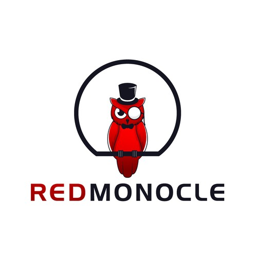 Redmonocle