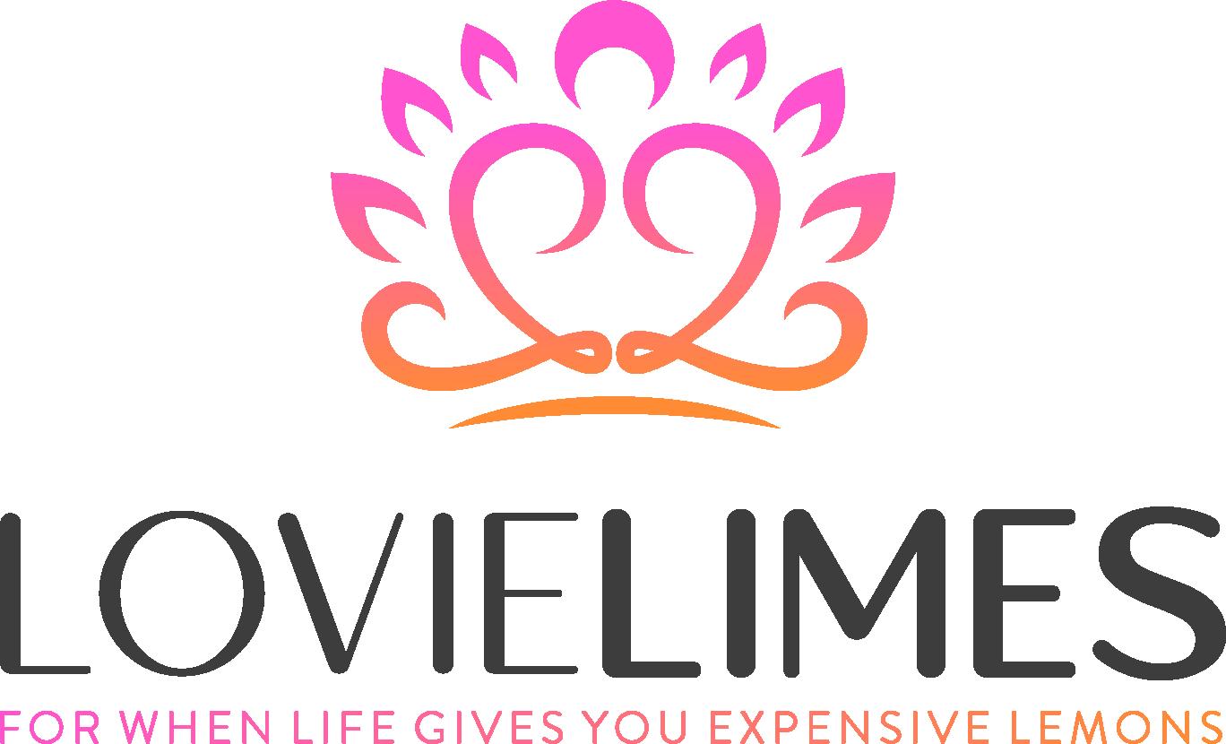 A distinct  yoga clothing line logo!