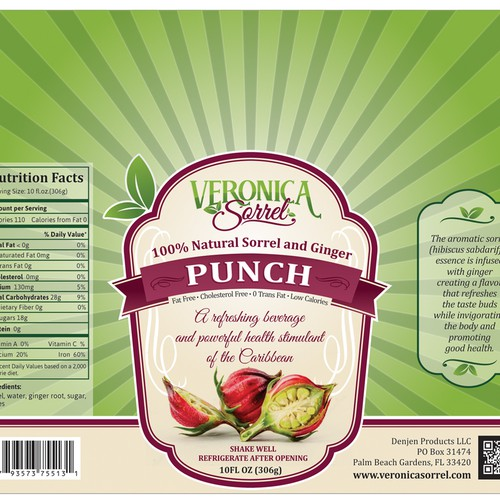 Label for Punch