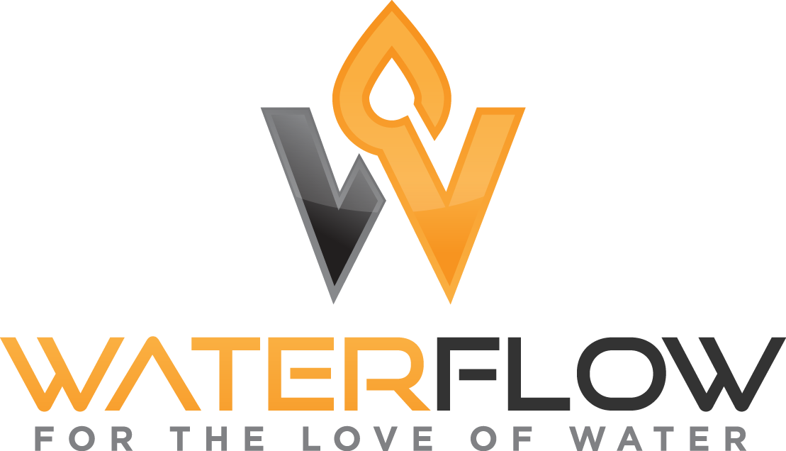 Brand my business WATERFLOW with an amAZING logo. Have fun and show me what you can do. I want to be WOWed.