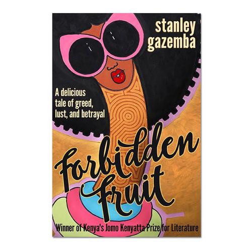 Book Cover for a Jomo Kenyatta Prize Winner