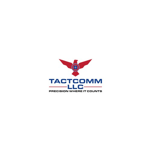 Veteran just starting a business needs a great logo Tactcomm LLC,l