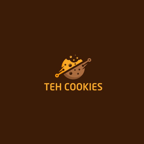 logo for teh cookies