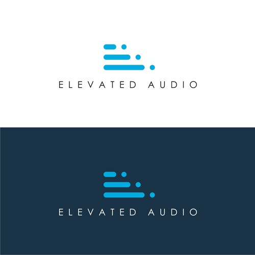 logo for Elevated Audio