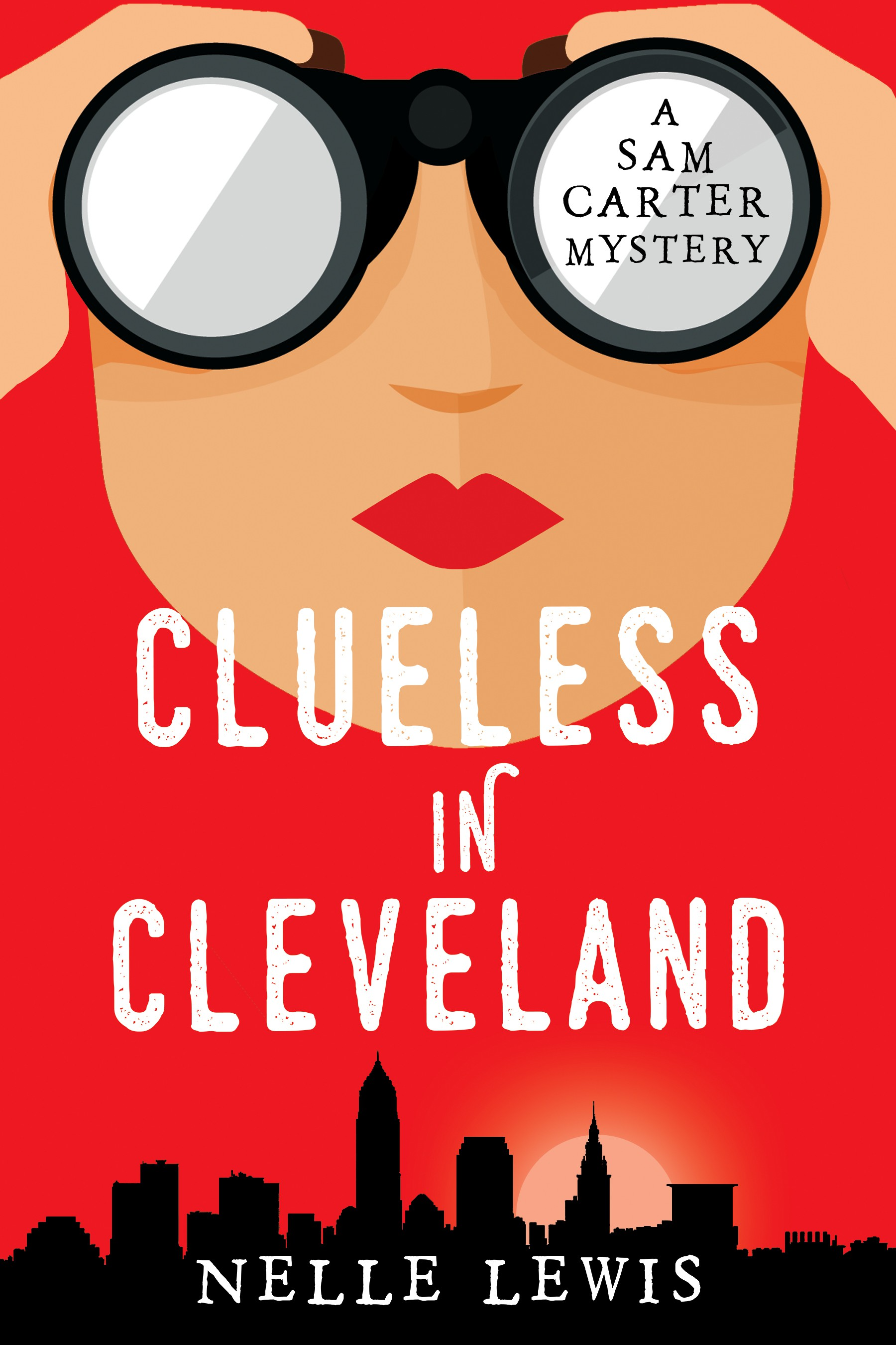 Get Your Artist on for this Writer's New Mystery Series Book Cover