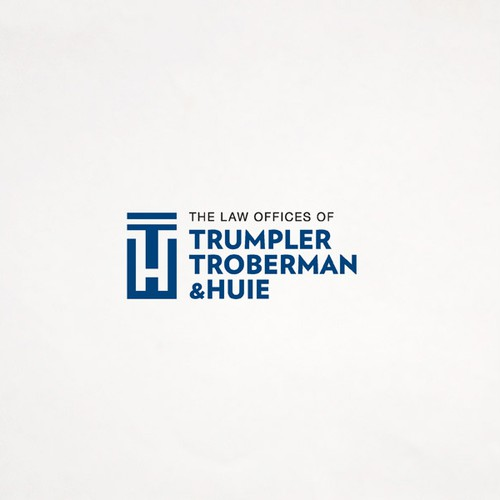 New logo wanted for The Law Offices of Trumpler, Troberman & Huie