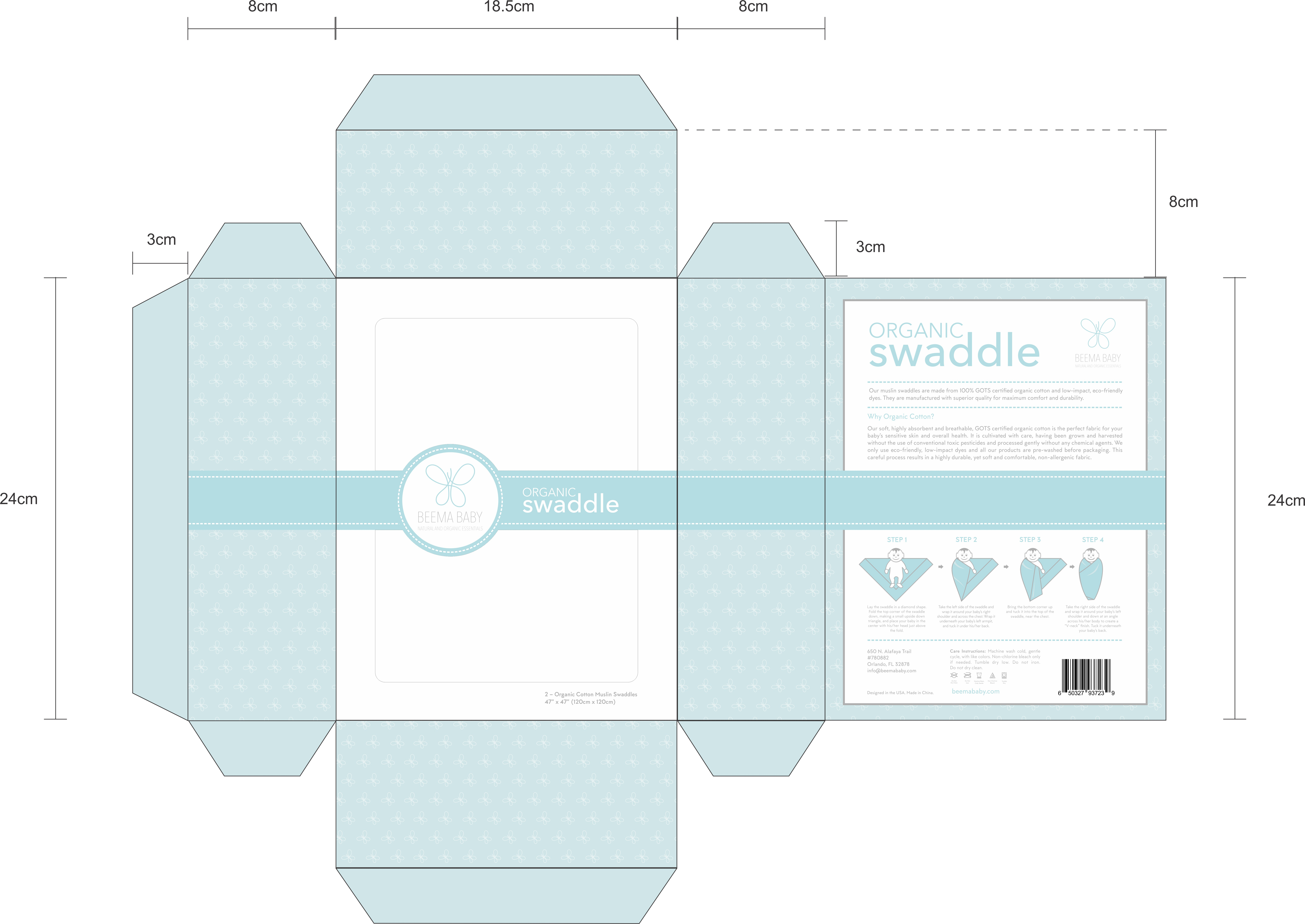 Blind contest for a product package design. Winner will be hired to design 10 additional product packages.