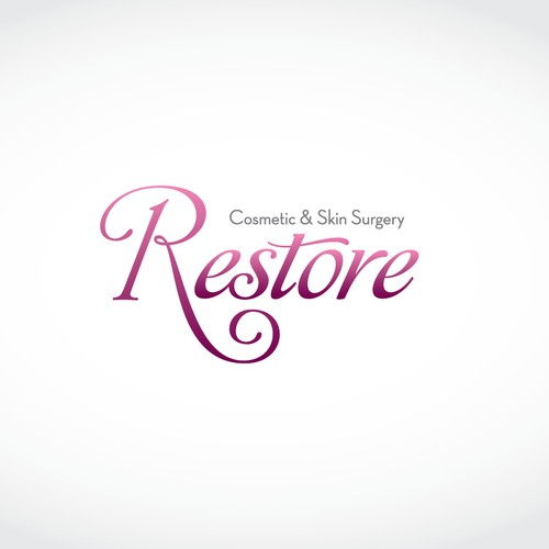 Help Restore Cosmetic & Skin Surgery with a new logo