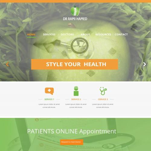 dr rami website