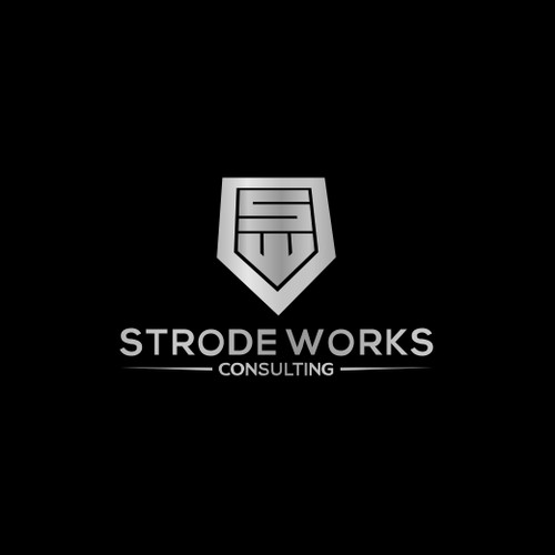 Help StrodeWorks Consulting get to work with a great logo.