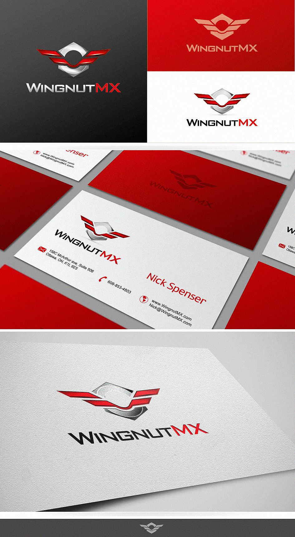 Wingnut MX needs a new logo