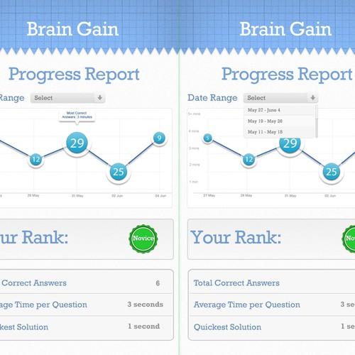 Brain Gain Mobile App