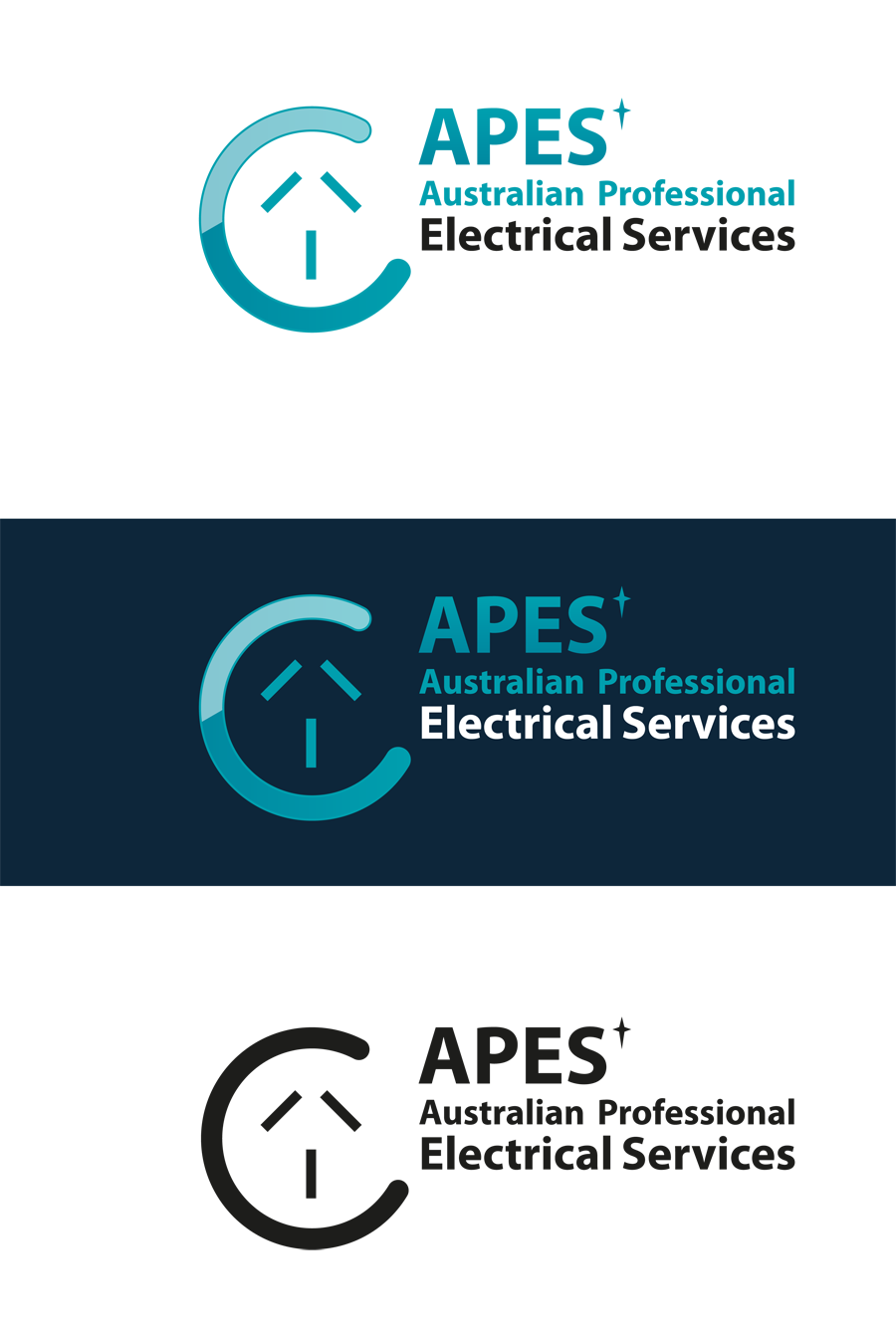 Australian Professional Electrical Services needs a new logo
