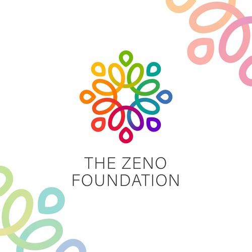 color flow logo