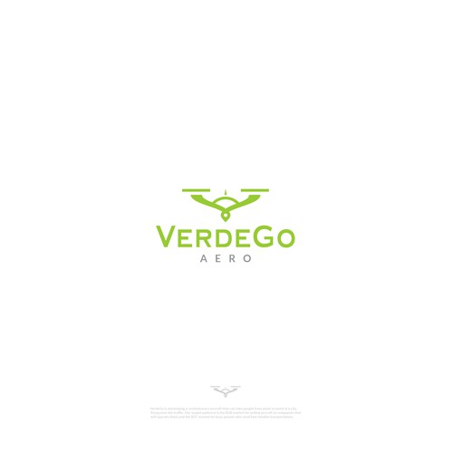 Simple Logo Concept for technology company.