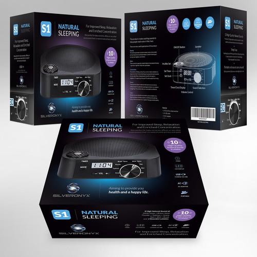 White noise black box design